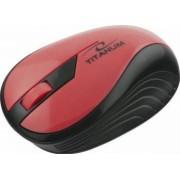 Mouse Wireless Esperanza TM114R 1000DPI Rosu