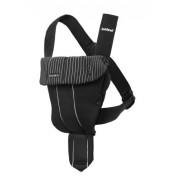 BABYBJÖRN Baby Carrier Original (Black/Pinstripe, Cotton)