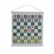 Tablă de șah demonstrativă (91cm)
