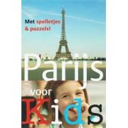 Kinderreisgids Parijs voor Kids   LM publishers