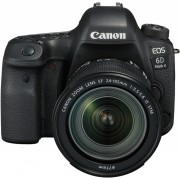 CANON Eos 6D Mark II + 24-105mm f/3.5-5.6 EF IS STM (New)