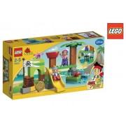 Ghegin Lego Duplo Nascondiglio Isola 10513