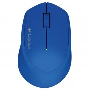 Mouse Wireless LOGITECH M280, 1000 dpi, albastru