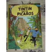 The Adventures Of Tintin And The Picaros