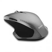 Verbatim Wireless Desktop 8-Button Deluxe Blue LED Mouse, Graphite 98622
