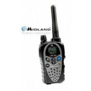 Statie radio Midland G8E-BT cu Bluetooth, dedicata motociclistilor