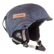 Cébé 117015558 Casque De Ski Contest Visor Bleu Mat 52-55cm