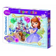 Clementoni 27893 - Sofia The First Ready To Be a Princess - Puzzle 104 pezzi