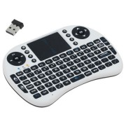 Tastatura wireless dedicata android smart tv