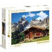 Puzzla Austria-The Mountain House 1000 delova Clementoni, 39297