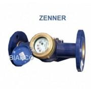 Apometru apa rece Zenner MNK cls.B cu mecanism umed DN50 cu flansa