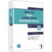 Noul Cod fiscal si Noul Cod de procedura fiscala act. 5 ianuarie 2016