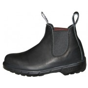 Rossi Endura Leather Boot Size 07.5 - Black - 301