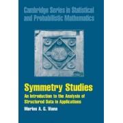 Symmetry Studies by Marlos A. G. Viana