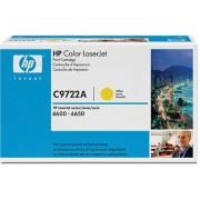 Консуматив HP Color LaserJet C9722A Yellow Print Cartridge