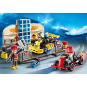 City Action - Starter Set Karting garage 6869