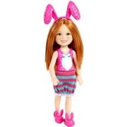 Papusa Barbie Sisters Chelsea And Friends Doll Bunny