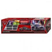 Carrera 20061654 Carrera GO!!! Disney/Pixar Cars 2 - Set de ampliación y vehículo Max Schnell [Importado de Alemania]