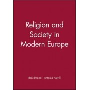 Religion and Society in Modern Europe by Rene Remond