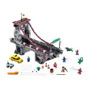LEGO Omul Paianjen: Lupta suprema de pe pod a razboinicilor Web (76057)
