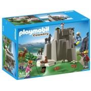 Playmobil Vida en la Montaña - Escaladores con animales de montaña (5423)