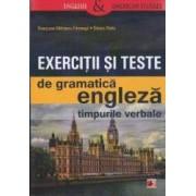 Exercitii si teste de gramatica engleza - Georgiana Galateanu - Farnoaga Debora Parks