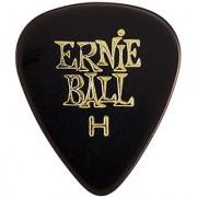 Ernie Ball Heavy Black Picks Bag of 144