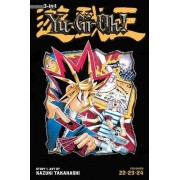 Kazuki Takahashi Yu-Gi-Oh! (3-in-1 Edition), Vol. 8