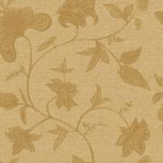 Papel de Parede Natural Bobinex 1406 Floral Caramelo Bege