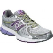 New Balance Running Shoes(Silver)