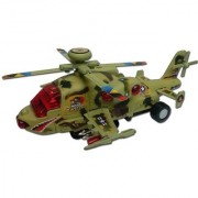 Battery Operated Fighter Helicopter Toys For Kids