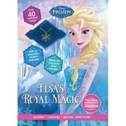 Disney Frozen Elsa's Royal Magic by Parragon Books Ltd