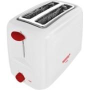 Maharaja Whiteline Viva (PT-103) 750 W Pop Up Toaster(RED/WHITE)