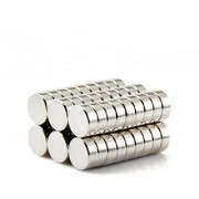 Set Of 100Pcs 8mm x 3mm Round Rare Earth NdfeB Neodymium Strong Magnets N52