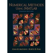 Numerical Methods Using MATLAB by John H. Mathews