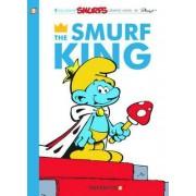 Smurfs Hc Vol 03 Smurf King by Peyo