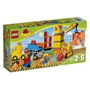 LEGO Duplo Town - Gran proyecto de construcción (10813)