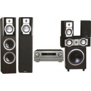 Sistem audio Akai AS005RA-750 SS006A-305