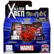 Marvel Minimates All New X-Men Series 59 Mini Figure 2-Pack Iceman & Sentinel