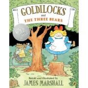 Goldilocks and the Three Bears by James Marshall