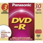 8CM Write-once DVD-R for Camcorders