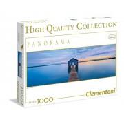Clementoni - 39330.5 - Puzzle - Panorama Blue calm - 1000 Pièces