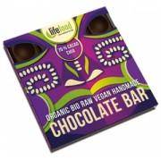 Ciocolata cu 70% cacao si chia Raw Bio 35gr