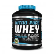 BioTech USA - Nitro Pure Whey 2270g