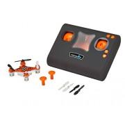 Revell Control 23935 - Mini Quadricottero tascabile, Arancione