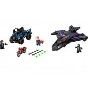 LEGO Urmarirea Panterei Negre (76047)