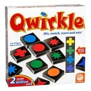 BrainBox - Qwirkle, juego de mesa en inglés (M32016)