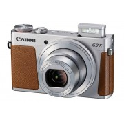 Canon PowerShot G9X Camera Silver, 20Mp CMOS , 3 x Zoom , Wi-Fi, 3.0&q