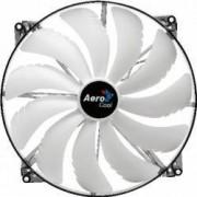 Ventilator Aerocool Silent Master White LED 200mm