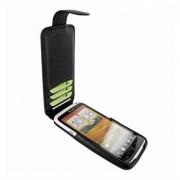 Piel Frama HTC One X Piel Frama iMagnum2 Läderfodral - Svart